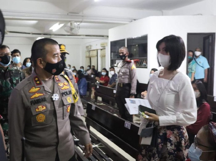 Kapolda Banten Irjen Fiandar