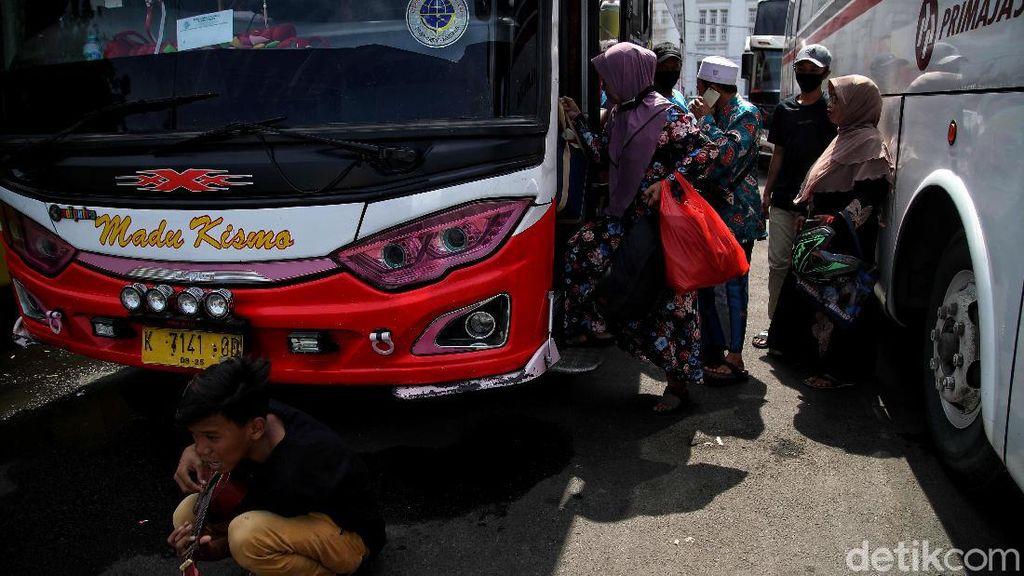 Tiga Terminal Bus AKAP Jakarta Ditutup Selama Periode Lebaran, Cuma 1 yang Buka