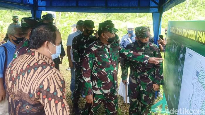 Pangdam Siliwangi Mayjen Nugroho Budi Wiryanto