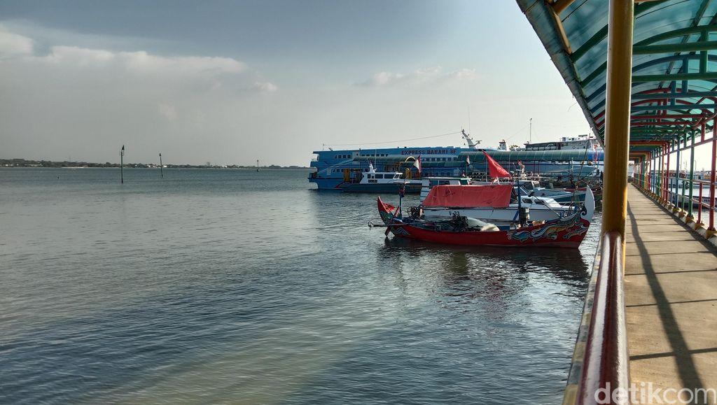 Pelabuhan Penyeberangan Jepara ke Karimunjawa