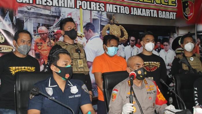 Polres Jakarta Barat menangkap pelaku penganiayaan dokter muda.