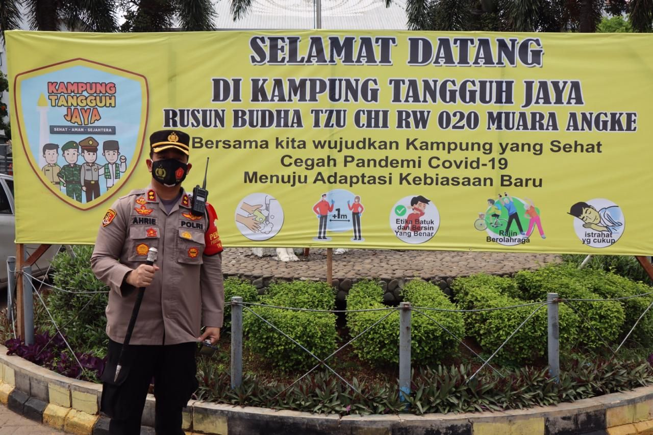 Polres Pelabuhan Tanjung Priok (ist)