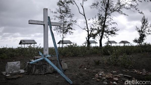 Tapi kemudian mayat itu dikembalikan di Timor Leste beberapa tahun lalu.