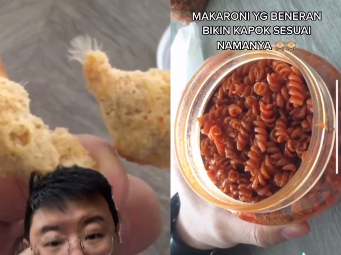 Wow! Food Vlogger Ini Beberkan Produk Makanan Artis yang Tak Enak