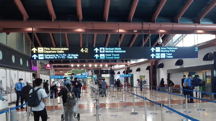 Rapid Test Antigen di Bandara Soetta