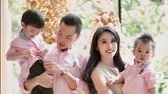 Aduh! Telinga Anak Sandra Dewi Terpotong