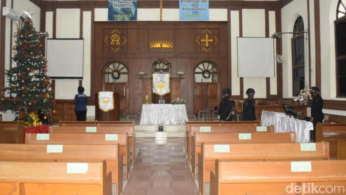 sterilisasi gereja di pasuruan