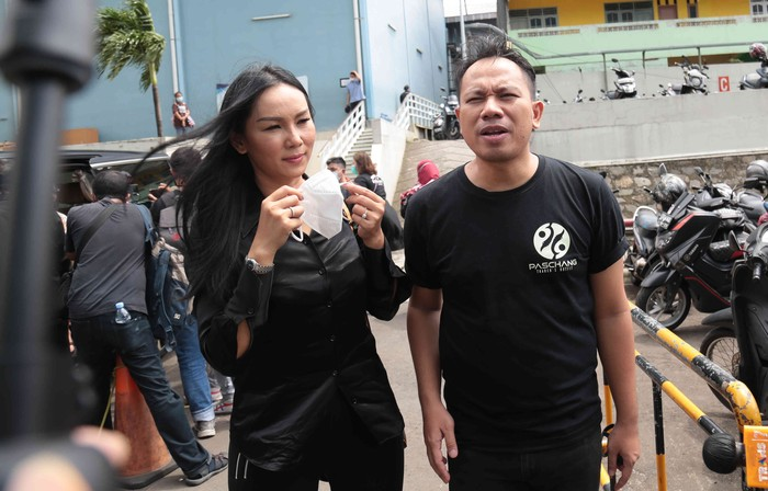 Vicky Prasetyo dan Kalina