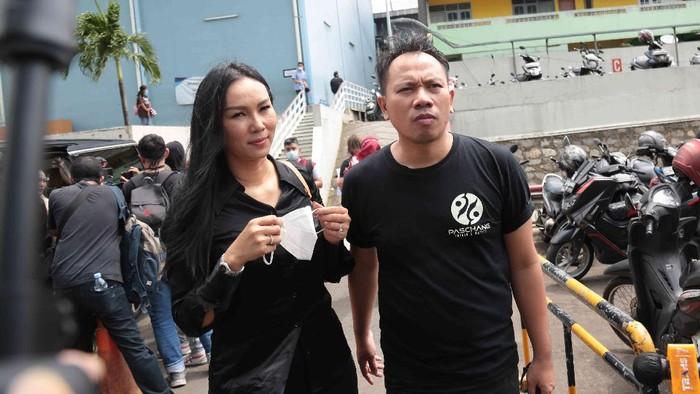 Vicky Prasetyo Menghitung Hari untuk Melamar Kalina Oktarani