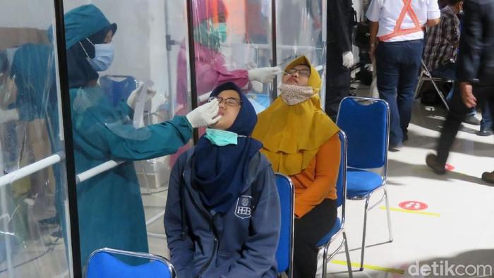 PT KAI menambah empat stasiun yang layani rapid test antigen