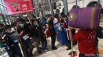 75.000 Penumpang ke Luar Jakarta dengan Kereta