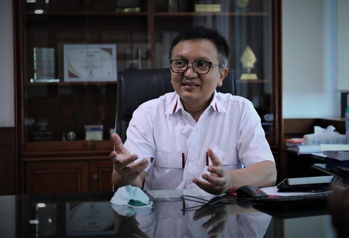 Deputi Bidang Pembiayaan Kementerian Koperasi dan UKM, Hanung Harimba Rachman