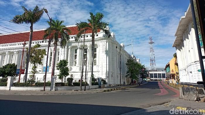 Mulai 8 Februari Kendaraan Bermotor Dilarang Melintas Di Kota Tua