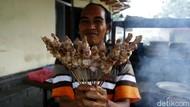 Libur Nataru di Tegal, Cobain Sate Kambing Batibul Bang Awi