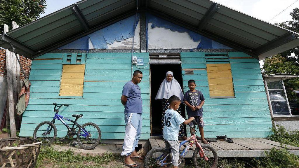 Potret 16 Tahun Pascatsunami Aceh