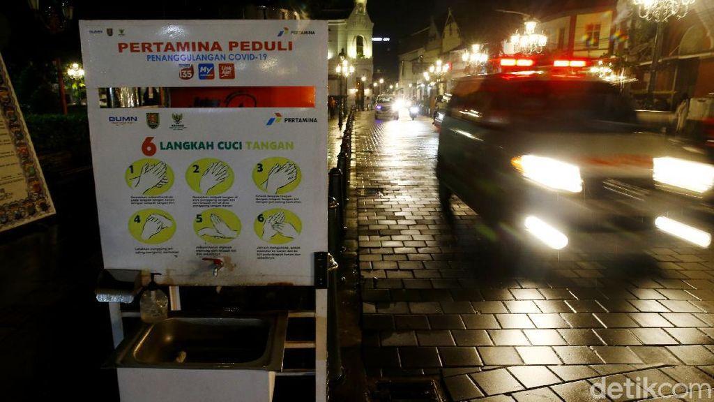 Curhat Tukang Parkir Kota Lama Semarang