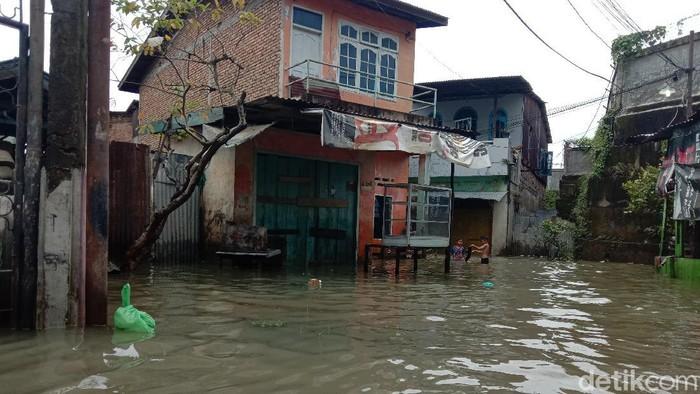 Banjir Medan Maimun