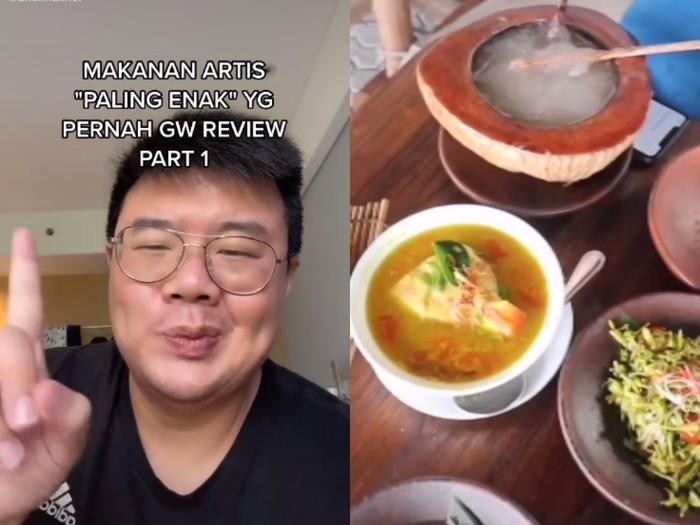Food Vlogger Ungkap Bisnis Kuliner Artis yang Menunya Enak, Ini Bocorannya!