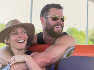 Kisah Cinta Chris Hemsworth & Istri, Dekat 3 Bulan & Langsung Nikah di Sumba