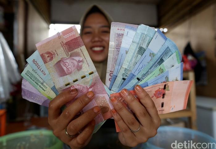 Drama uang belanja. Foto: Rachman Haryanto