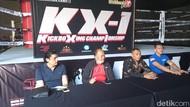 40 Atlet Tampil di KX-1 Kickboxing Championship 2020
