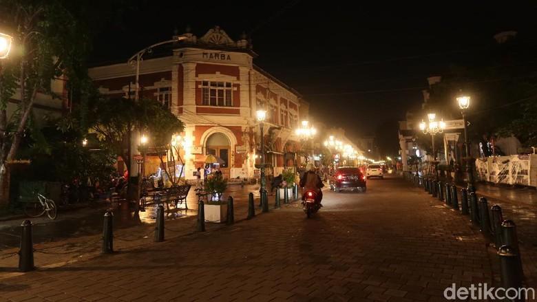Obwis di Semarang.