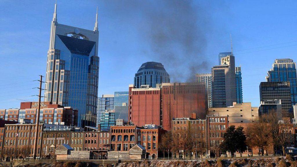 Fakta-fakta di Balik Ledakan di Nashville Saat Hari Natal