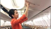 Gaji Pramugari Maskapai Indonesia dan Rumah Unik yang Viral di TikTok