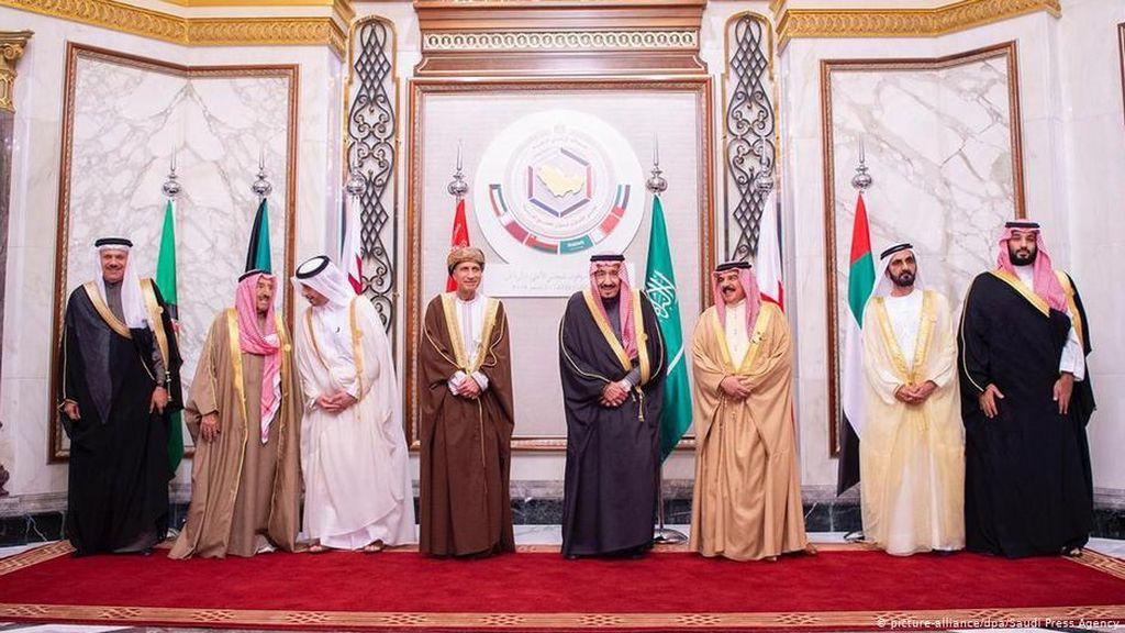 Qatar dan Arab Saudi Upayakan Damai Sebelum KTT Teluk