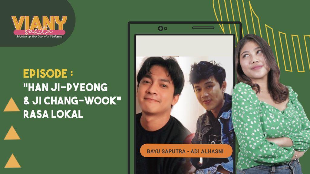Han Ji Pyeong dan Ji Chang Wook Lokal, Semirip Apa Sih?