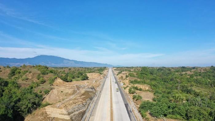 Tol Sigli-Banda Aceh Seksi 3 (Jantho - Indrapuri)