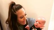 Syok! Wanita Ini Baru Tahu Hamil 30 Menit Sebelum Melahirkan