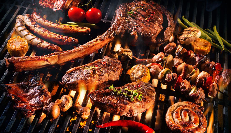BBQ Tahun Baru, Ikan Bakar hingga BBQ Korea