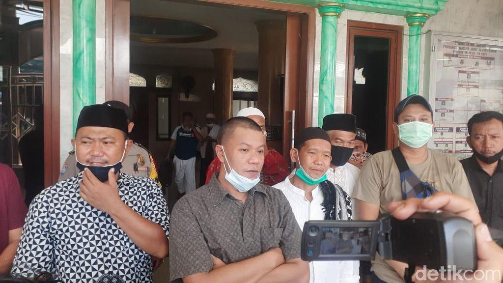 Kesaksian Pengurus Masjid di Cengkareng Sempat Amankan Pelempar Molotov