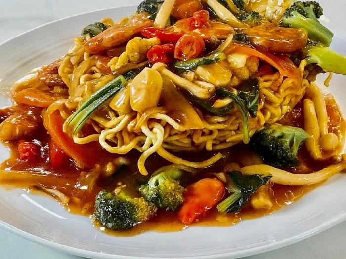 Ifu Mie Seafood