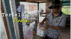 Kisah Inspiratif Pedagang Bubur Ayam di PLBN Nanga Badau