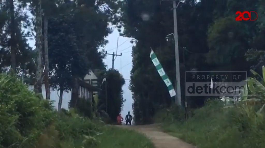 Polisi Periksa Kades Terkait Kasus Penyerobotan Lahan Megamendung