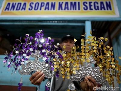 Sugu Tinggi, Kerajinan Khas Suku Dayak Iban yang Dilirik Malaysia