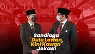 Saat Sandiaga Luluh Pada Tawaran Jokowi