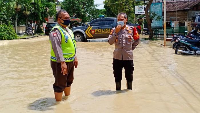 banjir di gresik