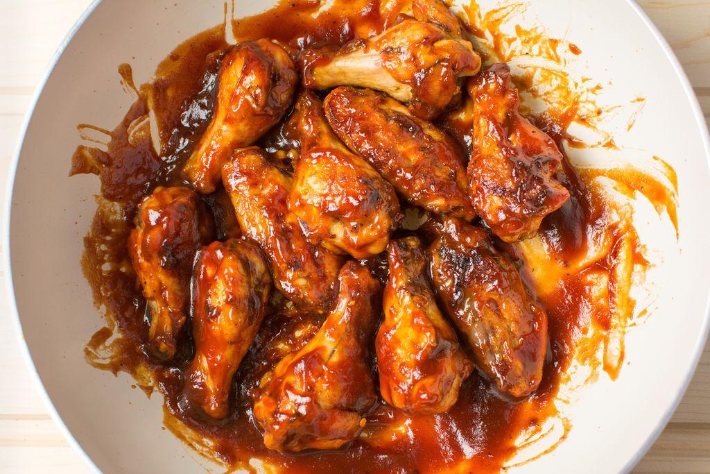 BBQ Sayap Ayam