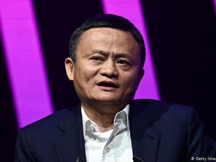 China Perintahkan Jack Ma untuk Rombak Bisnis Ant Group (Getty Images/AFP/P. Lopez)