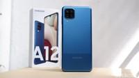 Review Samsung Galaxy A12, Paket Lengkap untuk Milenial Harga Rp 2 Jutaan