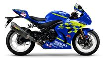 7 GSX-R1000R Edisi Livery Juara Dunia MotoGP