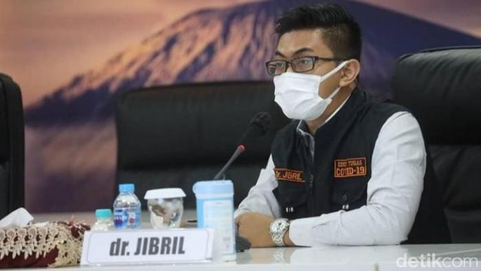 Juru Bicara Satgas COVID-19 Jatim, dr Makhyan Jibril