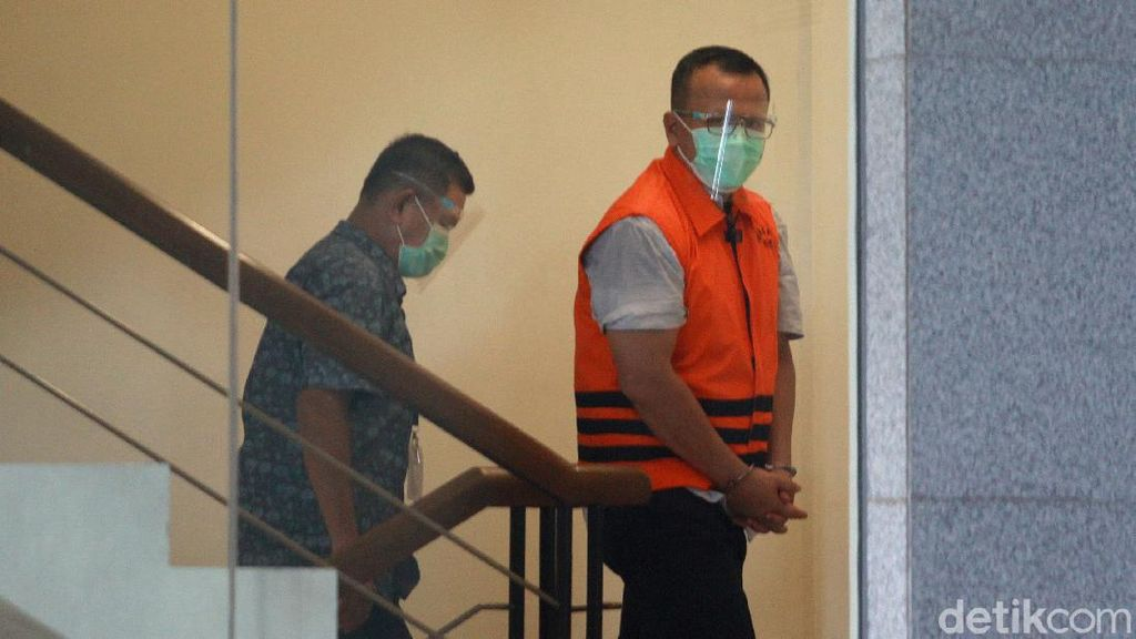 Kasus Suap Ekspor Benur, KPK Panggil Dirjen Perikanan Budidaya KKP