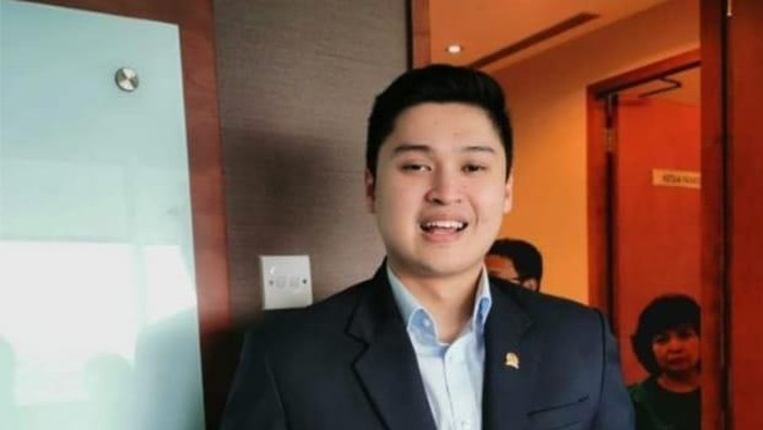 Legislator PD Rizki Aulia Rahman Natakusuma
