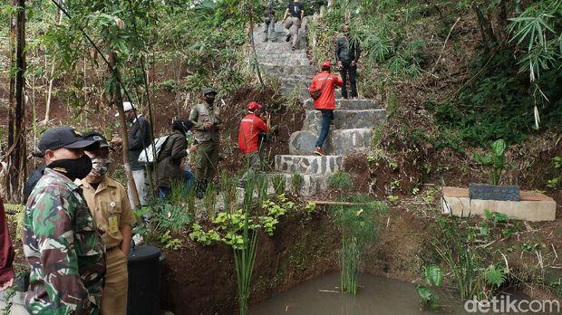 Mata Air Seke Genjer Bandung