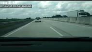 Polisi Setop Mobil Oleng di Tol Trans Sumatera, Sopirnya Dikerokin!