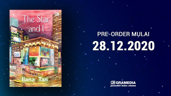 Novel Ilana Tan The Star and I